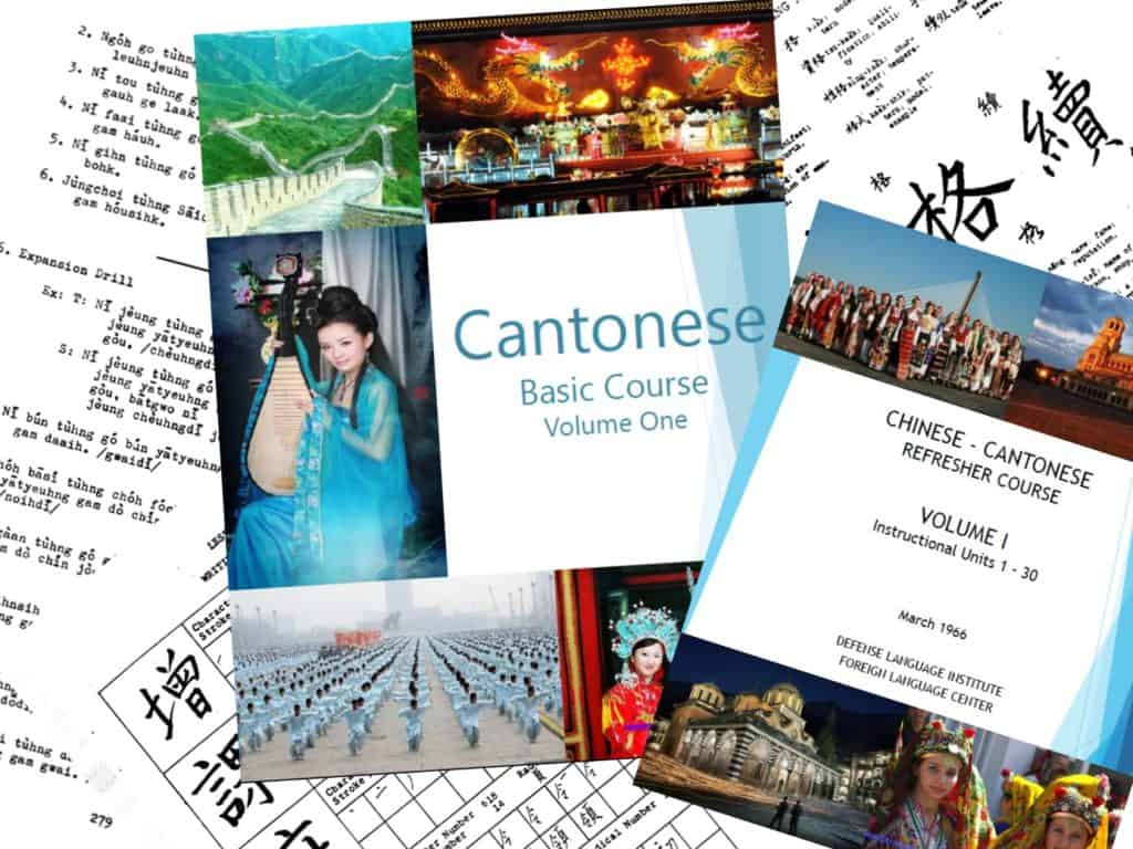Learn Cantonese Archives - Cantonese For Families